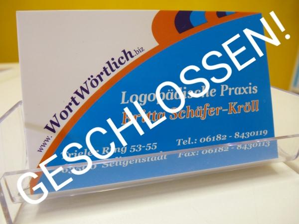 Logopädische Praxis Britta Schäfer